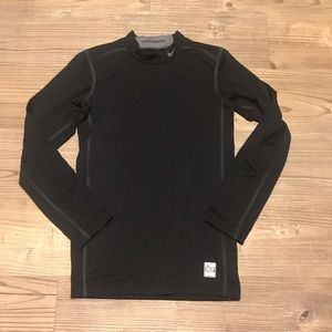 Nike Pro Combat Hyperwarm LS Top